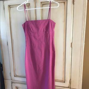 Sky David Park Stretch Pink Dress